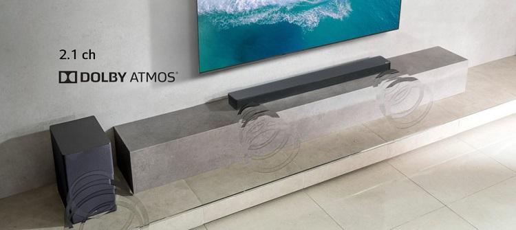 barra de sonido para smart tv
