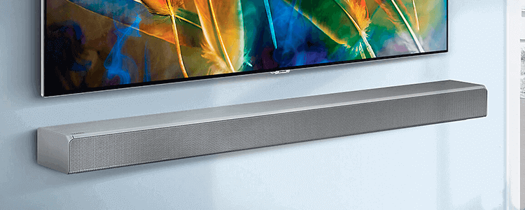 mejor soundbar sin subwofer