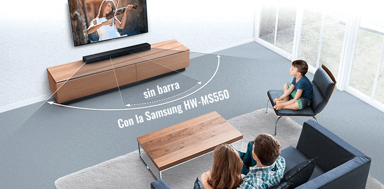 comprar samsung hw ms550