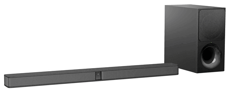 barra de sonido sony ht-ct290